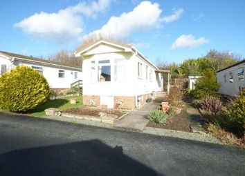 Thumbnail 1 bed detached bungalow for sale in Hook Bank Residential Mobile Homes, Hanley Castle, Worcester