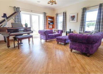 Thumbnail 5 bed detached house for sale in Grinsdale Bridge, Carlisle