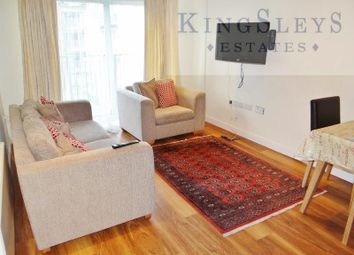 Thumbnail 2 bed flat to rent in Aerodrome Road, London