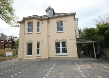 Thumbnail 1 bed flat for sale in Walpole Road, Boscombe, Bournemouth