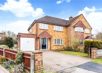 Thumbnail 3 bed semi-detached house for sale in Heath Road, Beaconsfield