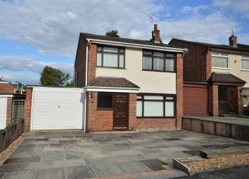 Thumbnail 3 bed detached house for sale in Statham Drive, Lymm
