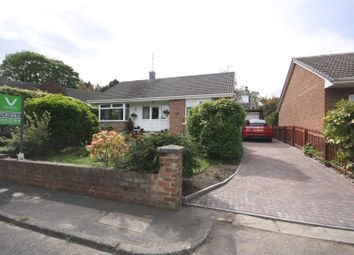 Thumbnail 2 bed detached bungalow for sale in Hermitage Park, Chester Le Street
