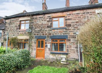 Thumbnail 2 bed cottage for sale in Sunnyside, High Street, Ipstones