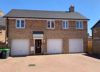 Thumbnail 2 bed property for sale in Carmichael Drive, Shortstown, Bedford