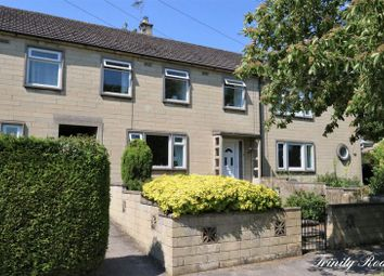 Thumbnail 3 bed terraced house for sale in Trinity Road, Combe Down, Bath