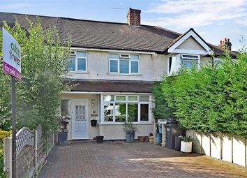 Thumbnail 3 bed terraced house for sale in Chaffinch Avenue, Shirley, Surrey