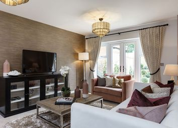 "Thumbnail 3 bed detached house for sale in ""The Dunster"" at Stocks Lane, Winslow, Buckingham"