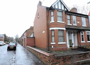 Thumbnail 3 bed mews house for sale in Clare Road, Burnage, Manchester