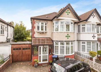 Thumbnail 3 bed semi-detached house for sale in Kendal Road, Dollis Hill, London