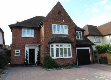 Thumbnail 5 bed detached house for sale in Anderton Park Road, Moseley, Birmingham, West Midlands