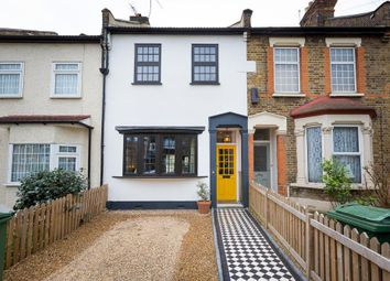 Thumbnail 4 bed terraced house for sale in Vallentin Road, London