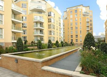 Thumbnail 2 bed flat to rent in Channel House, Water Gardens Square, London
