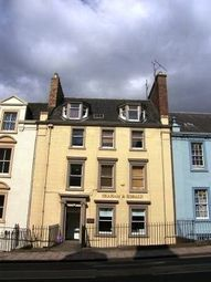 Thumbnail 1 bed flat to rent in Charlotte Street, Perth