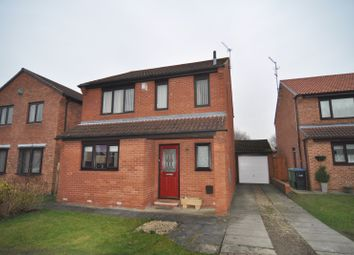 Thumbnail 3 bed detached house for sale in Glastonbury Close, Spennymoor