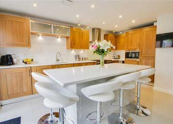 Thumbnail 4 bed detached house for sale in Cheviot Gardens, Oakridge Park, Milton Keynes, Bucks