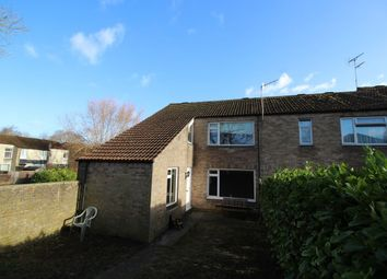 Thumbnail 3 bed terraced house for sale in Angel Close, Calne