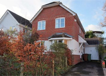 Thumbnail 3 bed link-detached house for sale in Joyce Close, Cranbrook