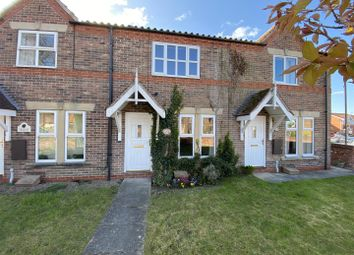 Thumbnail 2 bed terraced house for sale in Kelfield Road, Riccall, York