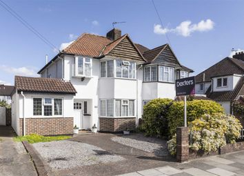 Thumbnail 4 bed property to rent in Cypress Avenue, Whitton, Twickenham