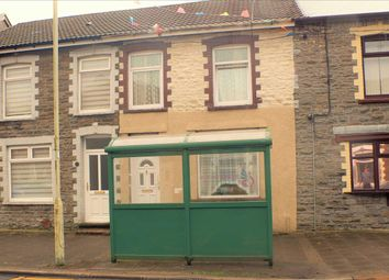 Thumbnail 3 bed terraced house for sale in Old Brithweunydd Road, Tonypandy