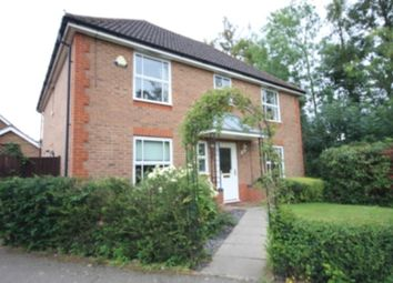 Thumbnail 4 bed detached house to rent in Longfellow Drive, Kettering