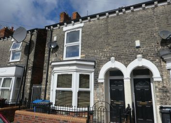 Thumbnail 2 bedroom end terrace house to rent in White Street, Hull, East Riding Of Yorkshire