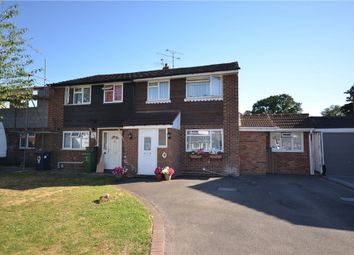 Thumbnail 3 bed end terrace house for sale in Kingsway, Blackwater, Surrey