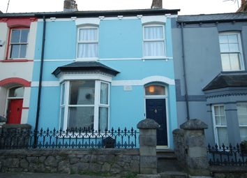 Thumbnail 3 bed terraced house for sale in Trafalgar Road, Tenby