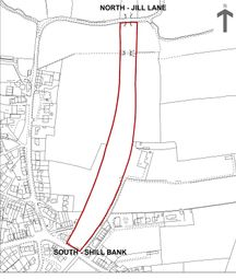Thumbnail Land for sale in Shill Bank Lane, Mirfield