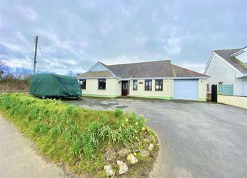 Thumbnail 3 bed detached bungalow for sale in Beulah, Newcastle Emlyn, Carmarthenshire