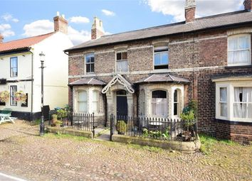 Thumbnail 4 bed end terrace house for sale in Main Street, Helperby, York