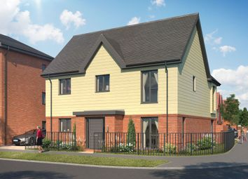 Thumbnail 4 bed detached house for sale in Plot 17 - The Burnham, Crowthorne