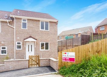 Thumbnail 2 bed semi-detached house for sale in Courtlands Close, Watchet