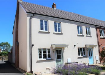 Thumbnail 2 bed terraced house for sale in Tiverton Road, Cullompton, Devon