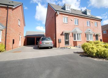 Thumbnail 4 bed semi-detached house to rent in Astoria Drive, Banner Brook Park, Coventry