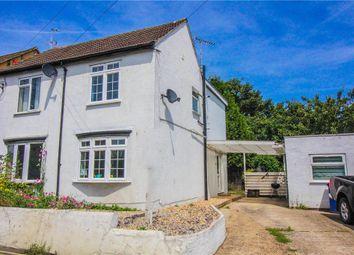 Thumbnail 2 bedroom semi-detached house for sale in Upper Weybourne Lane, Farnham, Surrey