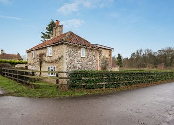 Thumbnail 4 bed cottage for sale in Thetford Road, Riddlesworth, Diss