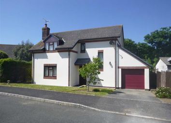 Thumbnail 3 bed detached house to rent in Cricket Park, Marhamchurch, Bude, Cornwall