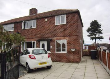 Thumbnail 3 bed semi-detached house to rent in Hallfield Avenue, Micklefield, Leeds