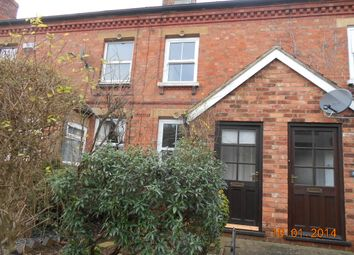 Thumbnail 2 bed terraced house to rent in West Road, Oakham