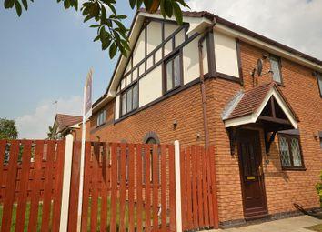 Thumbnail 2 bed semi-detached house to rent in Osborne Close, Ettiley Heath, Sandbach, Cheshire