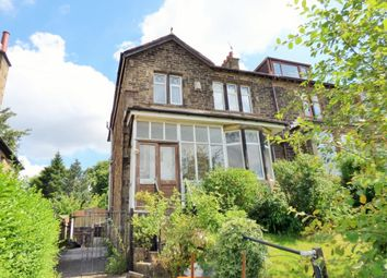 Thumbnail 3 bed semi-detached house for sale in Leylands Terrace, Bradford