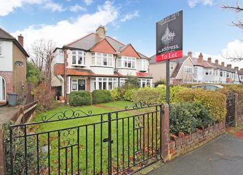 Thumbnail 3 bed semi-detached house to rent in Pickhurst Rise, West Wickham