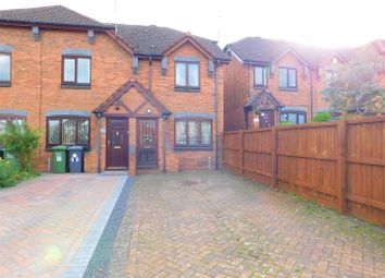 Thumbnail 2 bed terraced house for sale in Longboat Lane, Stourport-On-Severn