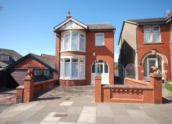 Thumbnail 3 bed detached house for sale in Beech Avenue, Blackpool
