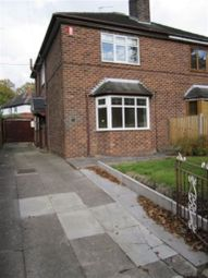 Thumbnail 2 bed property to rent in Stoke On Trent ST4, West Avenue, P1986