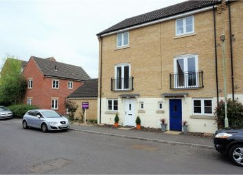 Thumbnail 4 bed end terrace house for sale in Crestwood View, Boyatt Wood