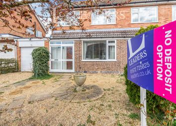 3 bed semi-detached house to rent in Alexander Crescent, Oakham LE15