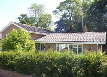 Thumbnail 4 bed detached house to rent in Thorntree Close, Darrington, Pontefract